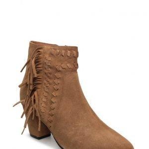 Cream Dinna Boot