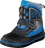 Crocs AllCast Waterproof Boot GS Black/Ocn