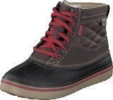 Crocs AllCast Waterproof Duck Boot M Espresso/Cly