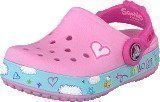 Crocs CB Hello Kitty Plane Clog Carnation