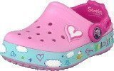 Crocs CB Hello Kitty Plane Clog EU Carnation