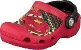 Crocs CC Lightning McQueen Clog Red