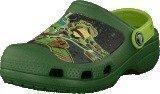 Crocs CC TMNT Clog Seaweed/Volt Green