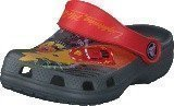 Crocs Classic McQueen Clog K Charcoal/True Red
