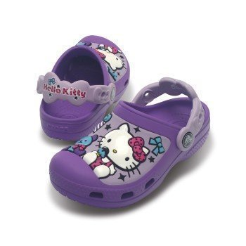 Crocs Creative Hello Kitty Candy Ribbons Clog