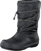 Crocs Crocband II.5 Cinch Boot W Black/Char
