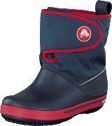 Crocs Crocband II.5 Gust Boot Kids Navy/Red