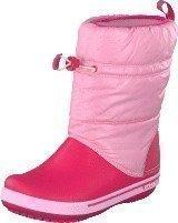 Crocs Crocband Iri Gust Boot Kids BPk/Ppy