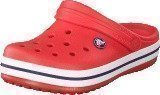 Crocs Crocband Kids Flame/White