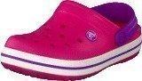 Crocs Crocband Kids Neon Magenta/Neon Purple