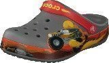 Crocs Crocband Monster Truck Clog K Smoke