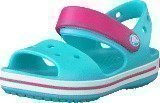 Crocs Crocband Sandal Kids Pool/Candy Pink