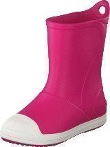 Crocs Crocs Bump It Boot Candy Pink/Oyster