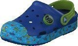 Crocs Crocs Bump It Sea Life Clog K Cerulean Blue