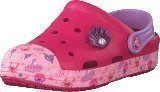 Crocs Crocs Bump It Sea Life Clog K Rasberry
