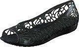 Crocs Crocs Isabella Jelly Flat W Black