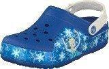 Crocs CrocsLights Frozen Clog K Cerulean Blue/Oys