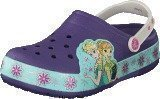 Crocs CrocsLights FrozenFever Clog K Blue Violet