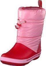Crocs Crocsband Iridescent GustBootK Pink/Poppy