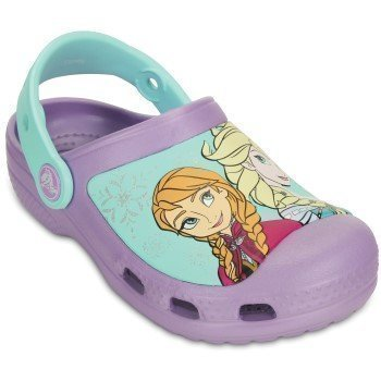 Crocs Frozen Clogs