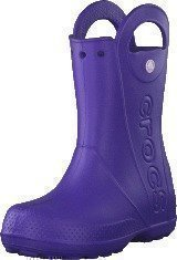 Crocs Handle It Rain Boot Kids Ultraviolet