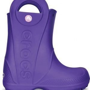 Crocs Handle It Rain Boots Ultraviolet