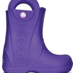 Crocs Handle It Rain Boots Ultraviolet