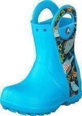 Crocs Handle It Sea Life Boot K Electric Blue