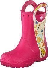 Crocs Handle It Sea Life Boot K Rasberry