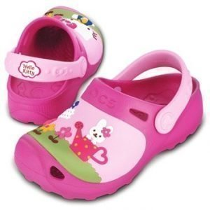 Crocs Hello Kitty Custom Kids