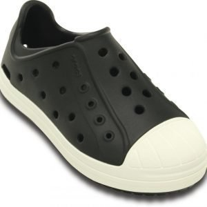Crocs Loaferit Lapset Musta Bump It Shoe