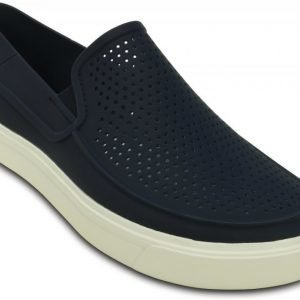 Crocs Loaferit Miehille Laivastonsininen CitiLane Roka Slip-on