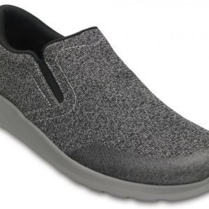 Crocs Loaferit Miehille Musta Kinsale Static Slip-On