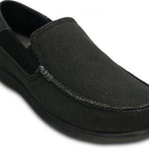 Crocs Loaferit Miehille Musta Santa Cruz 2 Luxe