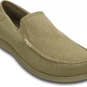 Crocs Loaferit Miehille Ruskea Santa Cruz 2 Luxe