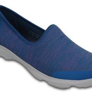 Crocs Loaferit Naisille Laivastonsininen Busy Day Knit Skimmer