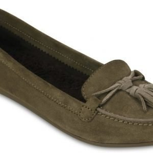 Crocs Loaferit Naisille Ruskea Lina Lined