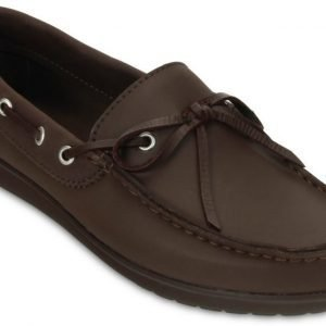 Crocs Loaferit Naisille Ruskea Wrap ColorLite