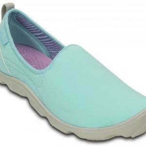 Crocs Loaferit Naisille Sininen Duet Busy Day Skimmer