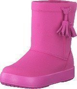 Crocs LodgePoint Boot K Party Pink