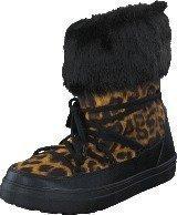 Crocs LodgePoint Lace Boot W Leopard/Black