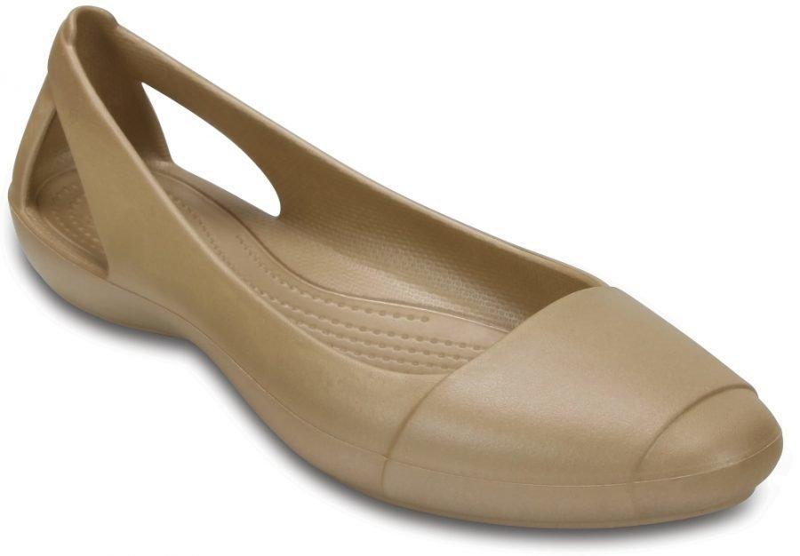 Crocs Matalat Naisille Keltainen Sienna