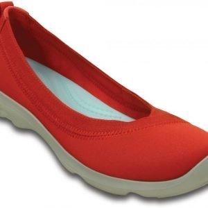 Crocs Matalat Naisille Punainen Busy Day Stretch