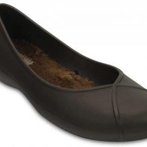 Crocs Matalat Naisille Ruskea Olivia II Lined