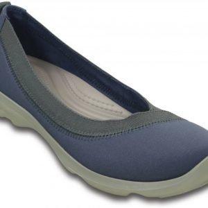 Crocs Matalat Naisille Sininen Busy Day Stretch