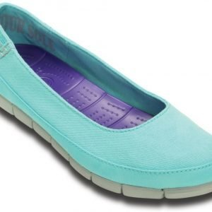 Crocs Matalat Naisille Sininen Stretch Sole