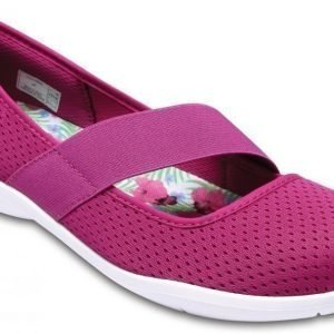 Crocs Matalat Naisille Vibrant Violet/White Swiftwater