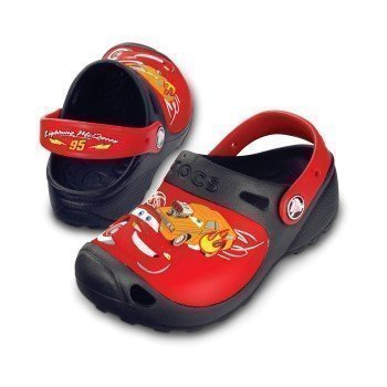 Crocs McQueen DragRacing Custom Kids