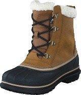 Crocs Men's AllCast II Boot Wheat/Black