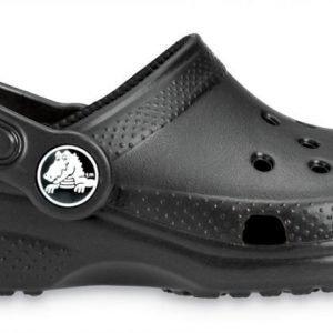 Crocs Pistokkaat Kids Classic Musta